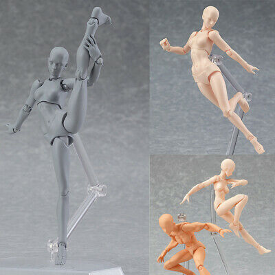 She/he S.H.Figuarts SHF Body Kun SET Body-Chan DX SET Action Figure In Box