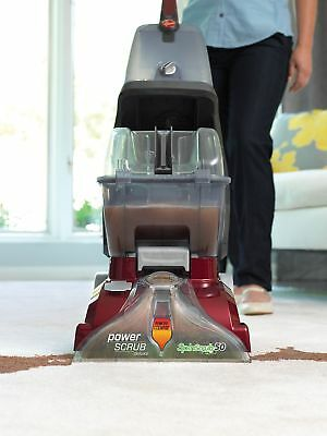 Hoover Carpet Cleaner Professional Turbo Scrub Portable Rug Upholstery Shampooer