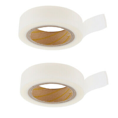 2x Hot Melt Tenacious Tape Iron-on Seam Tape for Waterproof PU Coated Fabric
