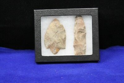 Archaic Spear Point and Knife Set