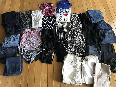 Lot Of Maternity Clothes Small And Medium