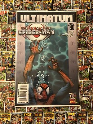 Ultimate Spider-Man #130 Vf/nm