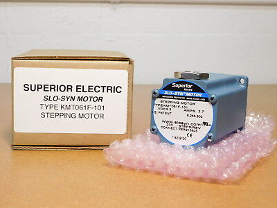BRAND NEW - Superior Electric Slo-Syn Motor Type KMT061F-101 Stepping Motor