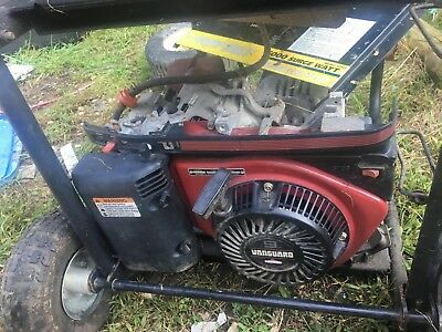 9HP BRIGGS AND stratton Vanguard engine for Generator 185432