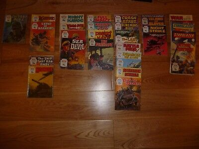 Battle Picture Library 23 Comics +3 Oddment Comics Original costs From 6p to 30p