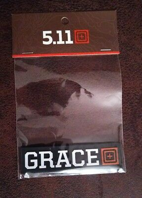 5.11 Grace Patch CrossFit Games Tactec