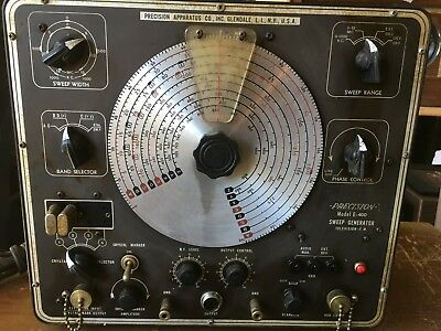 Vintage Precision model E-400 sweep generator
