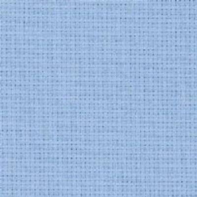 16ct PALE BLUE AIDA - 26 cm x 24 cm from Zweigart for cross stitch