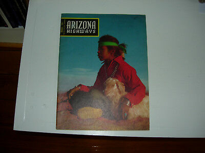10 Issues Of Arizona Highways, 1954-191977,selected For Jewelry,weaving,art