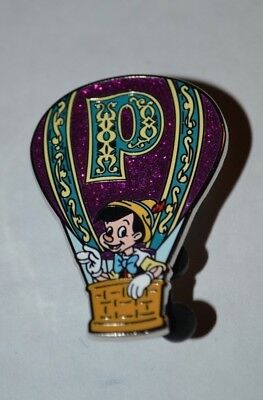 Disney Pinocchio Hot Air Balloon Adventure Is Out There Mystery Pin New
