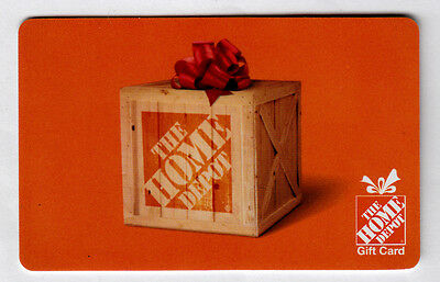 Home Depot Gift Card 350.00 No Reserve **** Free Shipping**