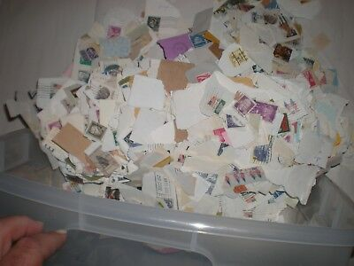 Huge Massive lot of US USA stamps 40's 50's 60's 70's vintage old antique