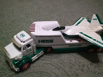 Hess Toy Trucks Lot Of 3