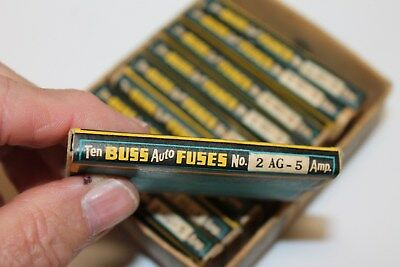 Vintage nos auto BUSS fuses tool part gm ford chevy ss packard nash studebaker