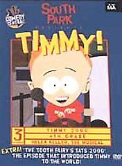 South Park - Timmy DVD Comedy Central Brand New Free Shipping