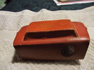 Leather field case for Stereo Realist camera 2.8, 3.5, st41, st42