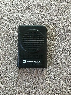 Motorola Minitor V Pager Front Housing Case