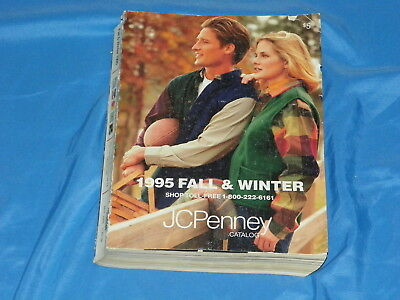 1995 JC Penney fall and winter catalog