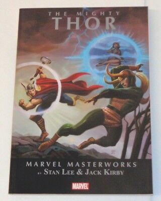MARVEL MASTERWORKS THE MIGHTY THOR vol 2 TRADE PAPERBACK GREAT AUCTION UNDERWAY