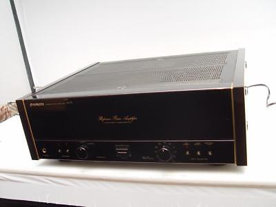 PIONEER M-73 POWER AMPLIFIER / ENDSTUFE / URUSHI / CLASS A / perfect condition