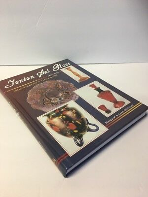 Fenton Art Glass Identification & Value Guide 1907-1939 Margaret & Ken Whitmyer