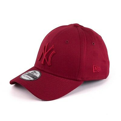 New Era League Entl 39Thirty New York Yankees Cappello su Misura Bordeaux  94015 0b811846a16a
