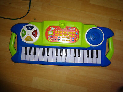 Simba - My Music World Stand-Keyboard, 62cm Licht & Sound