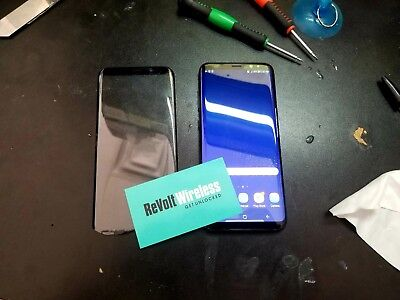 Samsung Galaxy Cracked Screen Glass Repair Replacement Mail In Service