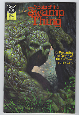 Roots Of The Swamp Thing (1986) #1