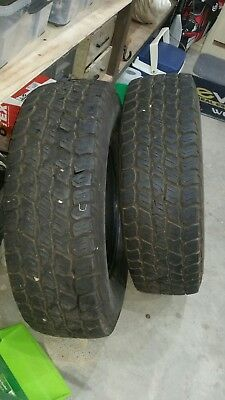 245 75 16 tyres 4x4 two tyres