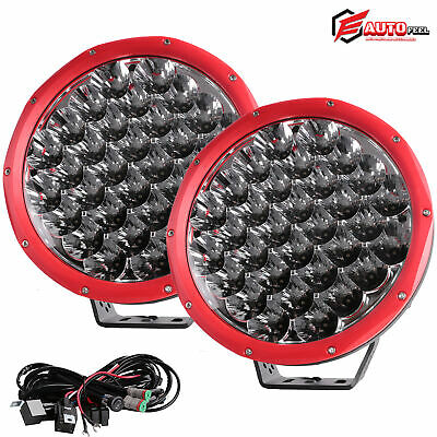 LED Light Bar 20inch 2520W Combo Quad Rows Offroad Driving Lamp 22'' Wiring Kit