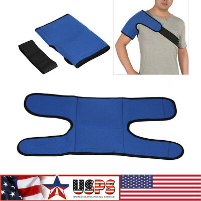 Reusable Hot Cold Ice Gel Pack Heat Therapy Wrap Shoulder Pain Relief First Aid