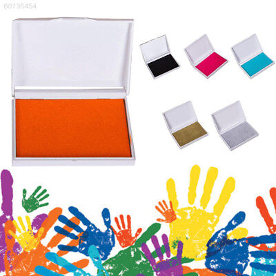 Baby Safe Inkless Touch Footprint Handprint Ink Pad Mess Free Commemorate 2018