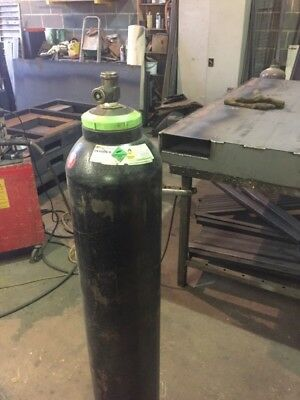 BOC Oxygen Gas Bottle