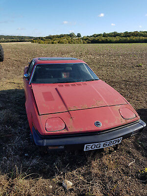 Triumph TR7 PROJECT WITH SPARES CAR