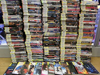 1 DAY AUCTION - Huge Lot Of DVDs Over 250 Movies Couple Of Boxsets Job Lot Dvd