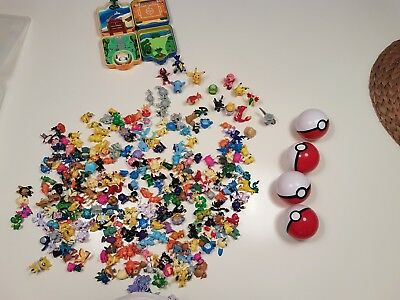 Pokemon Figuren Sammlung