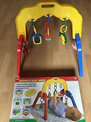 *** Baby Spielecenter * Spielbogen * Spiel Center ** TOP in OVP