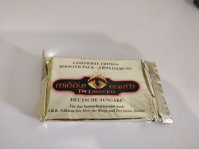 middle-earth The Lidless Eye Booster Deutsch German 15 Cards OVP