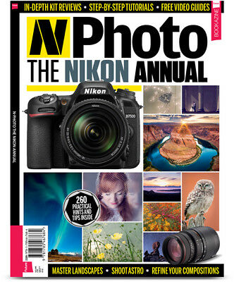 N Photo The Nikon Annual (2018) Number The One Guide For All Nikon DSLR Users