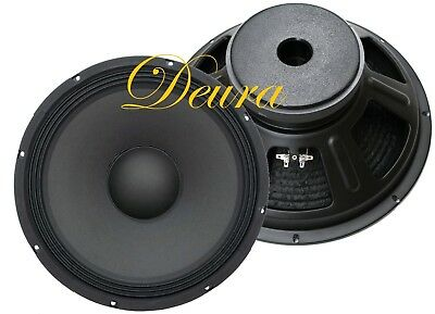 "DEURA 1500W 15"" Raw DJ PA Speaker Subwoofer 8Ohm Sub Woofer 51oz Magnet"
