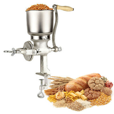 Heavy Duty Coffee Bean Hand Grinder Stainless Steel Manual Mill Kitchen Tool