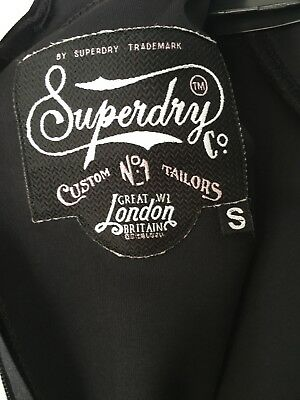superdry dress size small