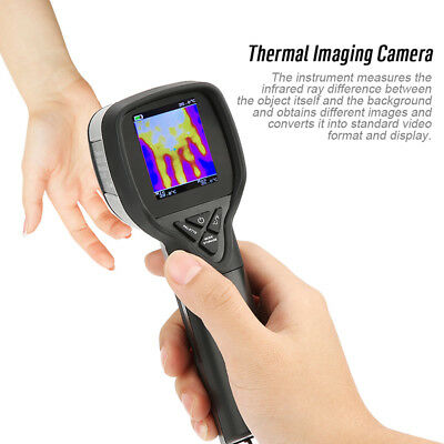 Handheld Thermal Imaging Camera IR Infrared Thermometer Imager HT-175  -20~300℃