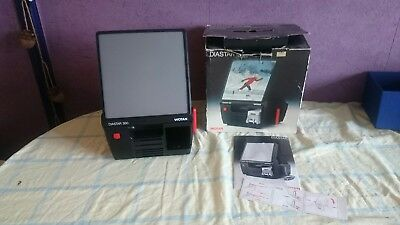Wotan Diastar 350 Large Size Slide Viewer   used boxed with instructions