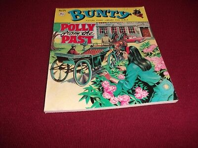 VERY RARE EARLY BUNTY PICTURE STORY LIBRARY BOOK from l970's- never been read!