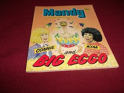 EARLY MANDY PICTURE STORY LIBRARY BOOK  from 1980's: never been read- ex condit!