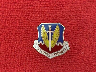 Usaf Air Combat Command Hat Pin