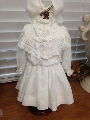 Made To Fit Pleasant Company American Girl: Samantha's Vintage Lace Dress