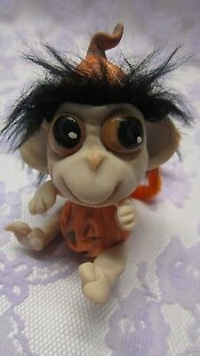 "ooak handsculpt polymer clay "" Punkin Baby Umpet""  by Dragumpets   ~:)  Too Cute"